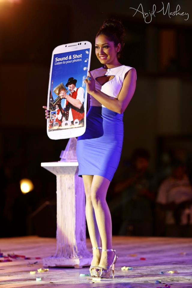 Samsung Galaxy S4 Nepal Model
