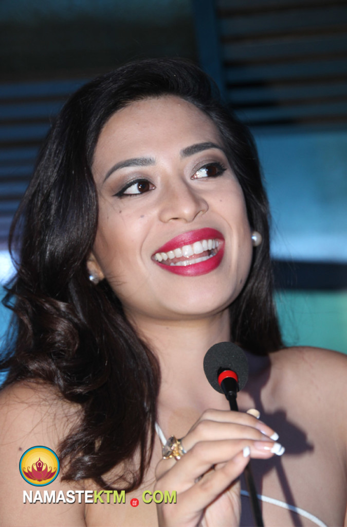 Miss Nepal 2013 Ishani Shrestha
