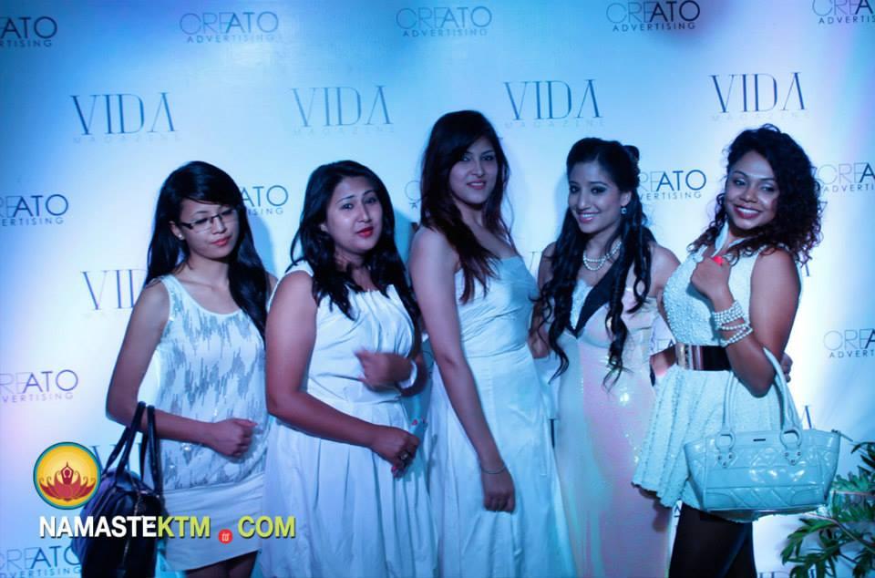 Shivangini Rana with her girls
