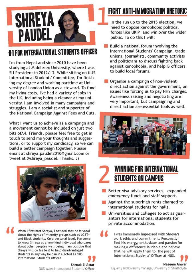 Shreya-Paudel-Manifesto-Student-Officer
