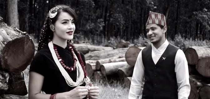 Shristi-Shrestha-Namaan-Laaj-Nepali-Video-1