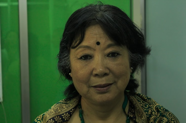 Singha-Durbar-TV-Show-Poonam-Rana
