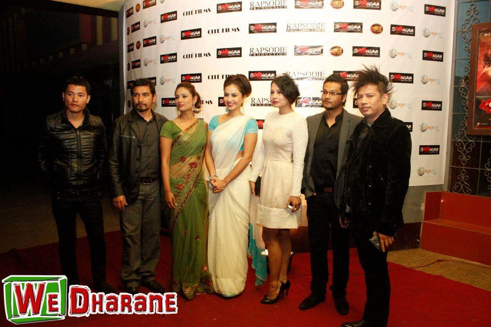 Soongava Team in Dharan