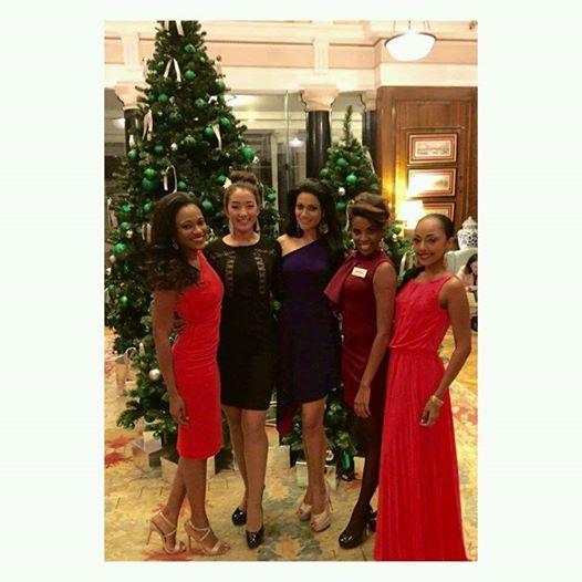 Miss World Hopefuls!
