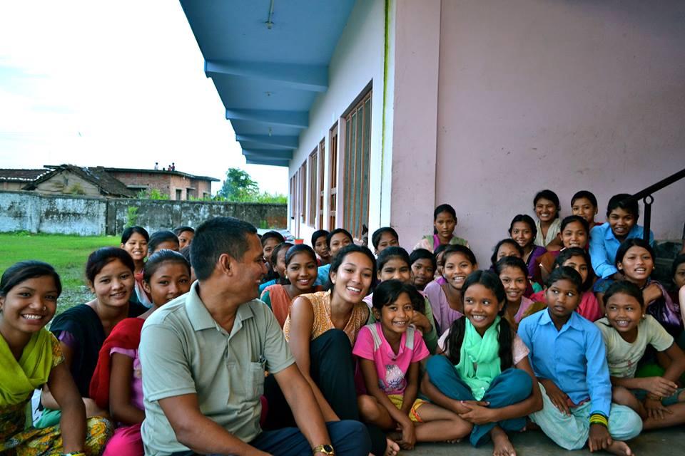 Sujita-Basnet-Kamlari-Children
