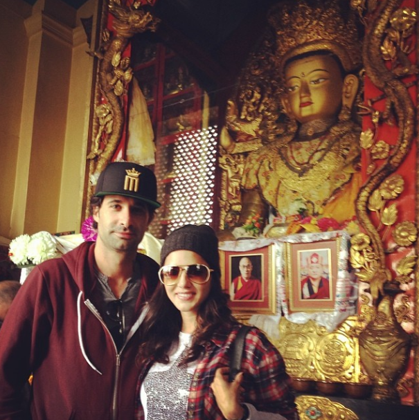Love it here in Nepal!! So relaxing and enlightening to learn about this culture and city! @dirrty99 @danielweber99