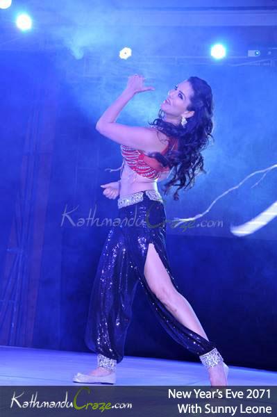 BABY DOLL Miss Leone! Photo: KathmanduCraze.com