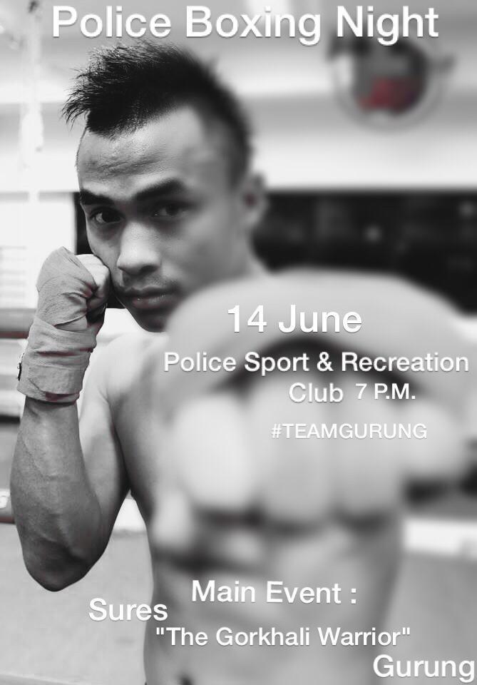 Sures-Gurung-Nepali-Boxer