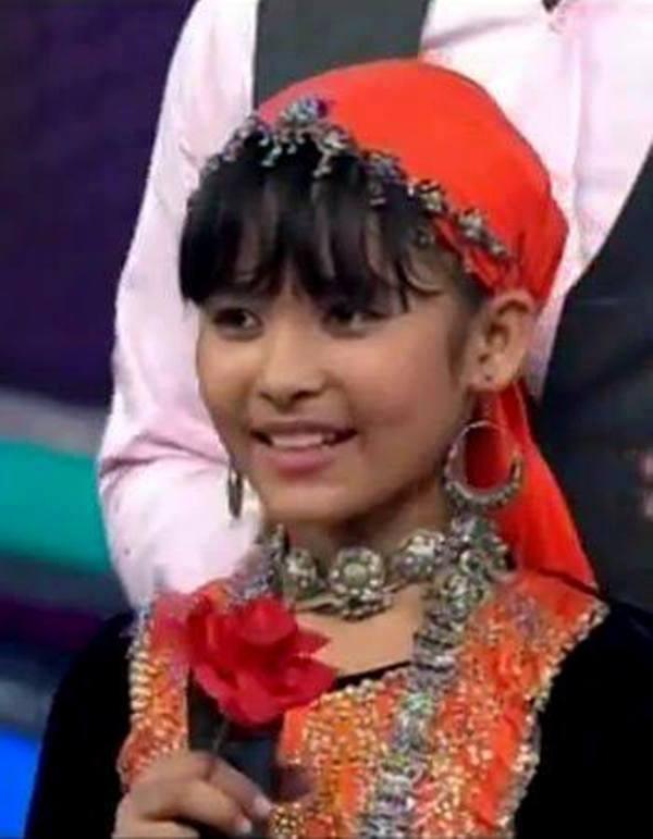 TERIYA MAGAR DANCE INDIA DANCE WINNER