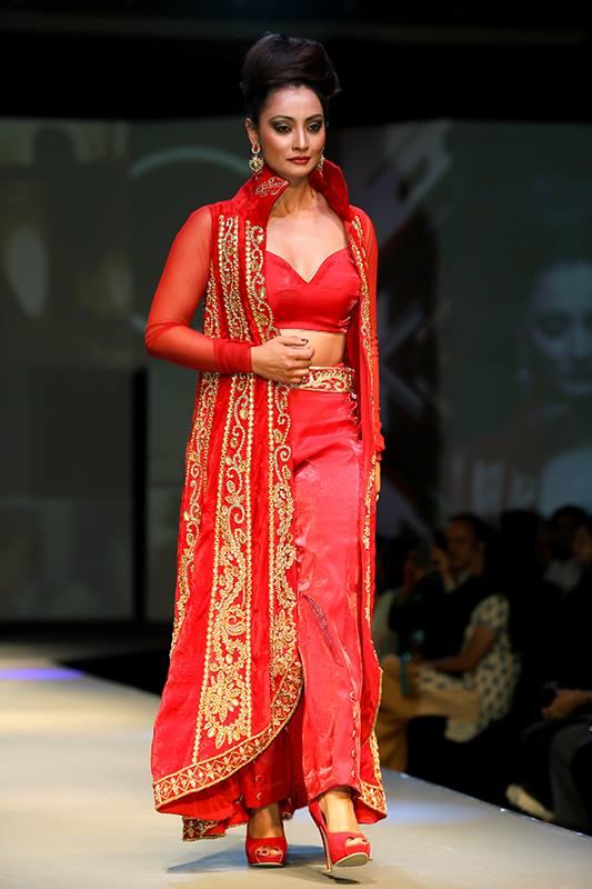 Jharana Bajracharya - Photo by Mahesh Pradhan