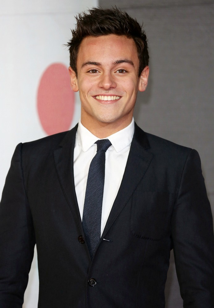 TOM DALEY DIVER