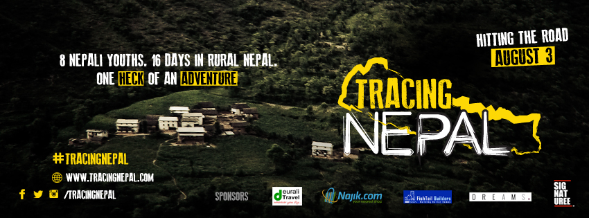 TRACING NEPAL COVER