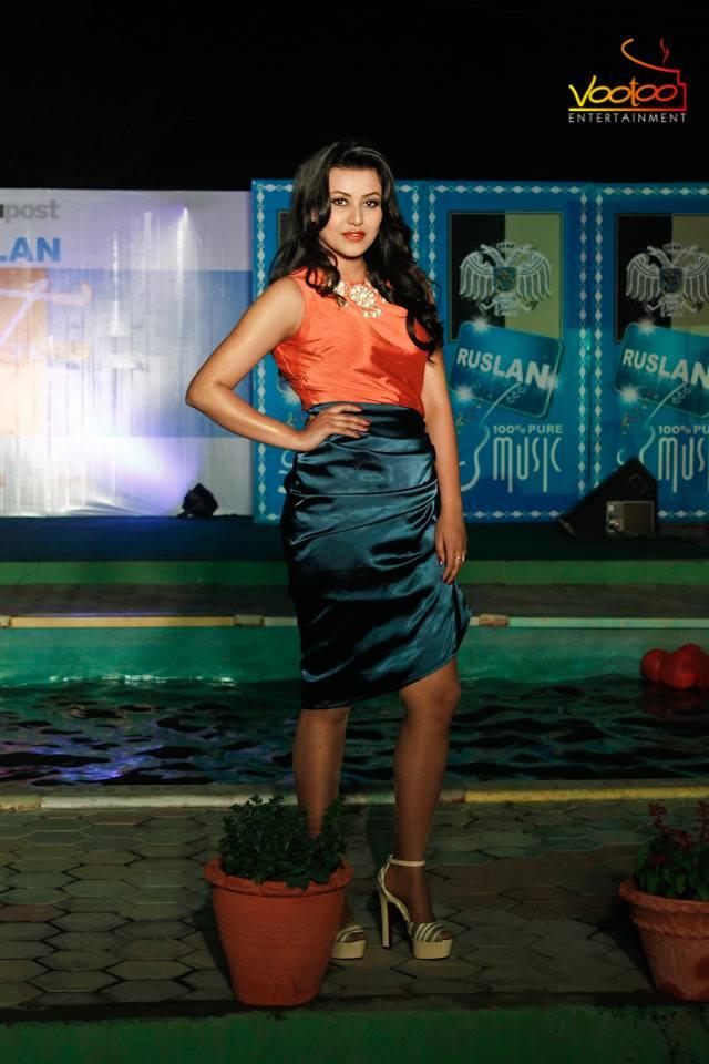 The RITU actress Malina Joshi looking hmmm.