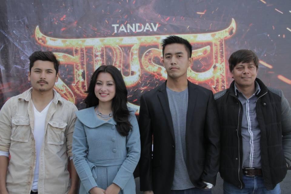 TANDAV Team.