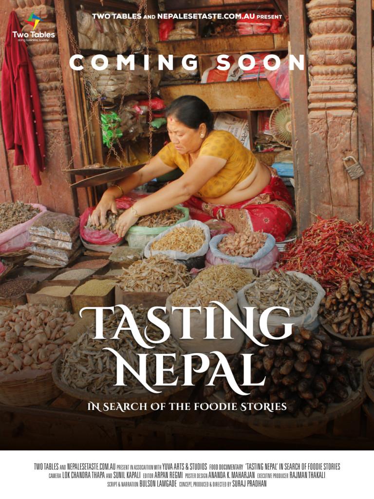 Tasting Nepal tall posters_6