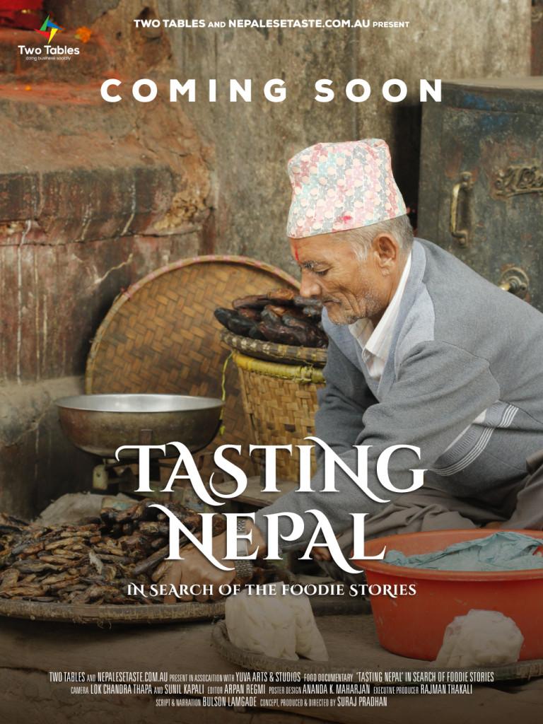 Tasting Nepal tall posters_7