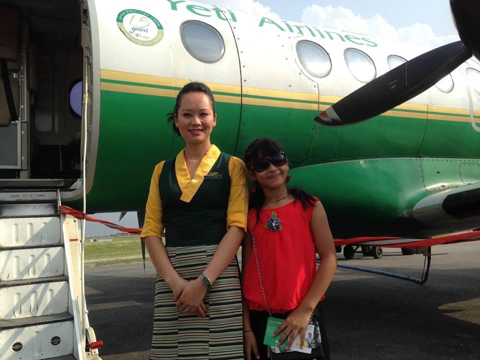 Photo: Yeti Airlines