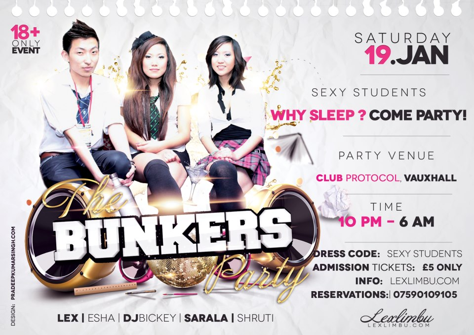 The Bunkers Party