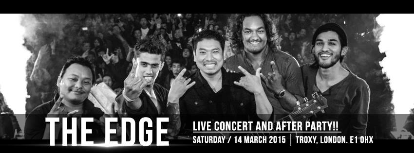 The-Edge-Band-London