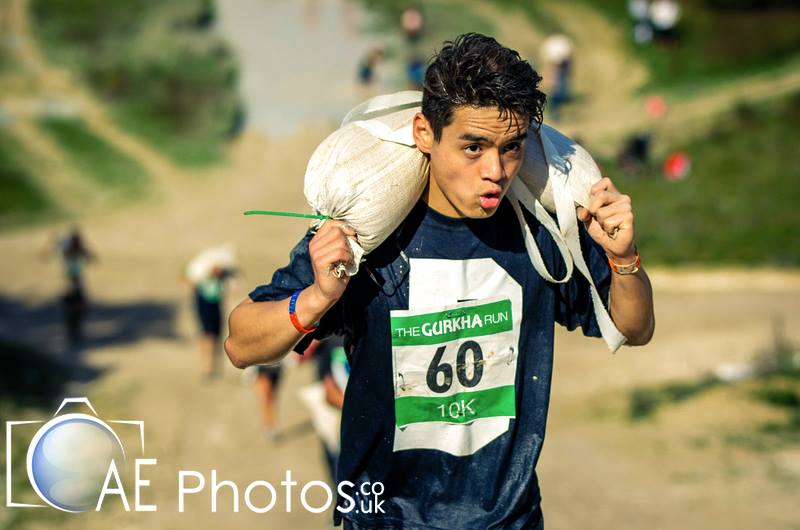 Gurkha Run 2013 - Doko Run © AEphotos/A Edmonds 2013
