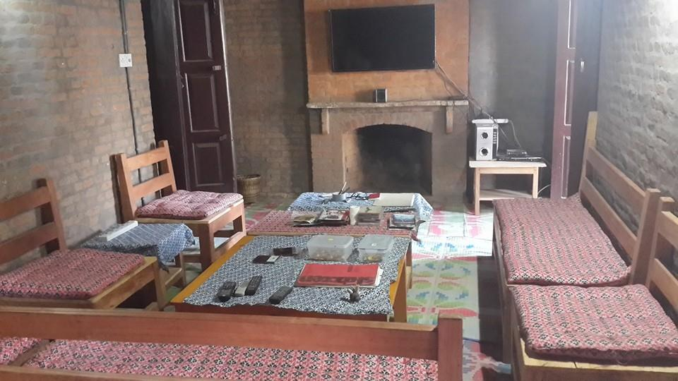 Communal area at The Heritage at Mallaj