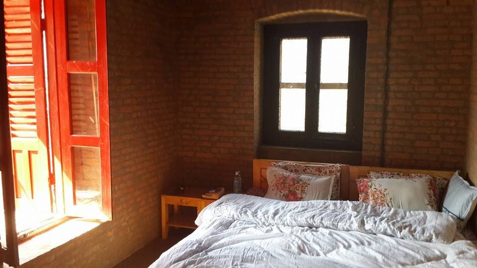 Rooms at The Heritage
