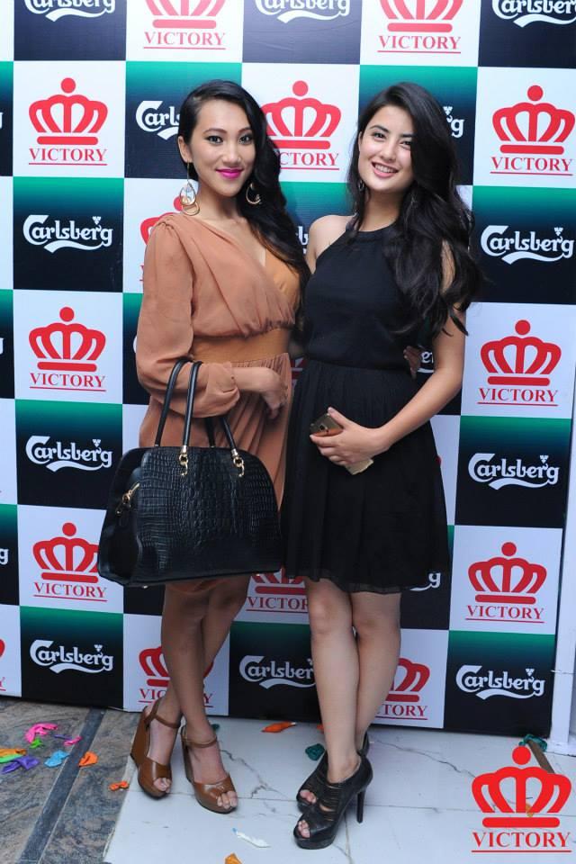 Paramita Rana and Niti Shah