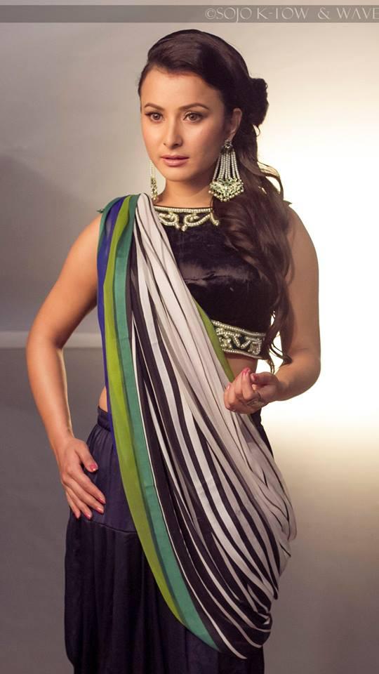WAVE Magazine 2013 Namrata Shrestha
