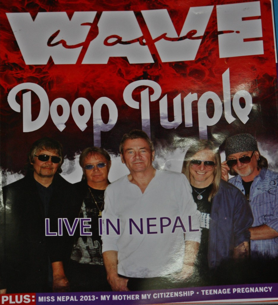 March 2013 issue of WAVE