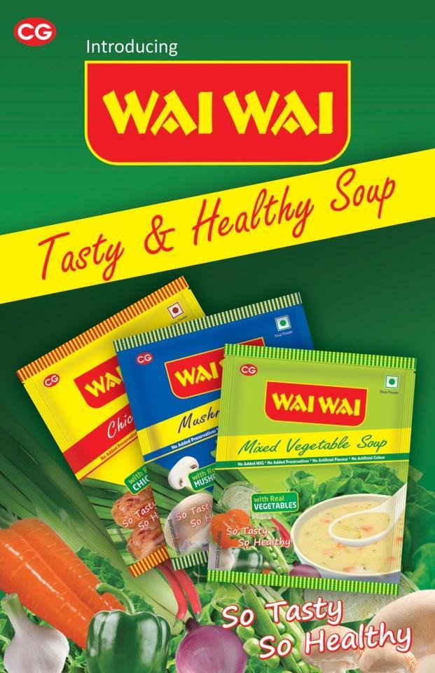 Wai Wai Soup