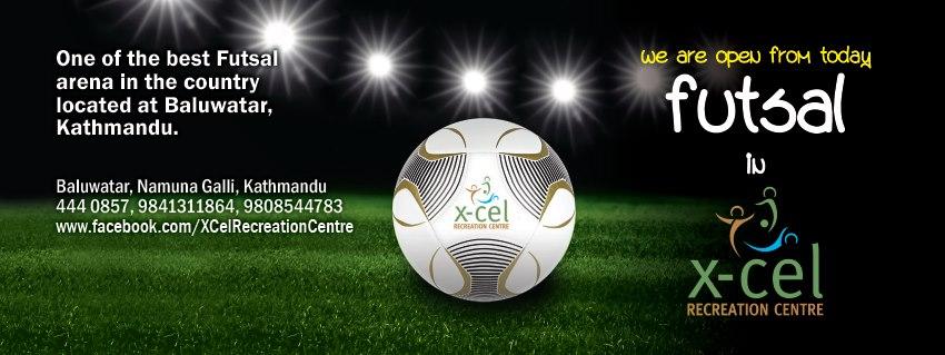 X-Cel Recreation Centre 3