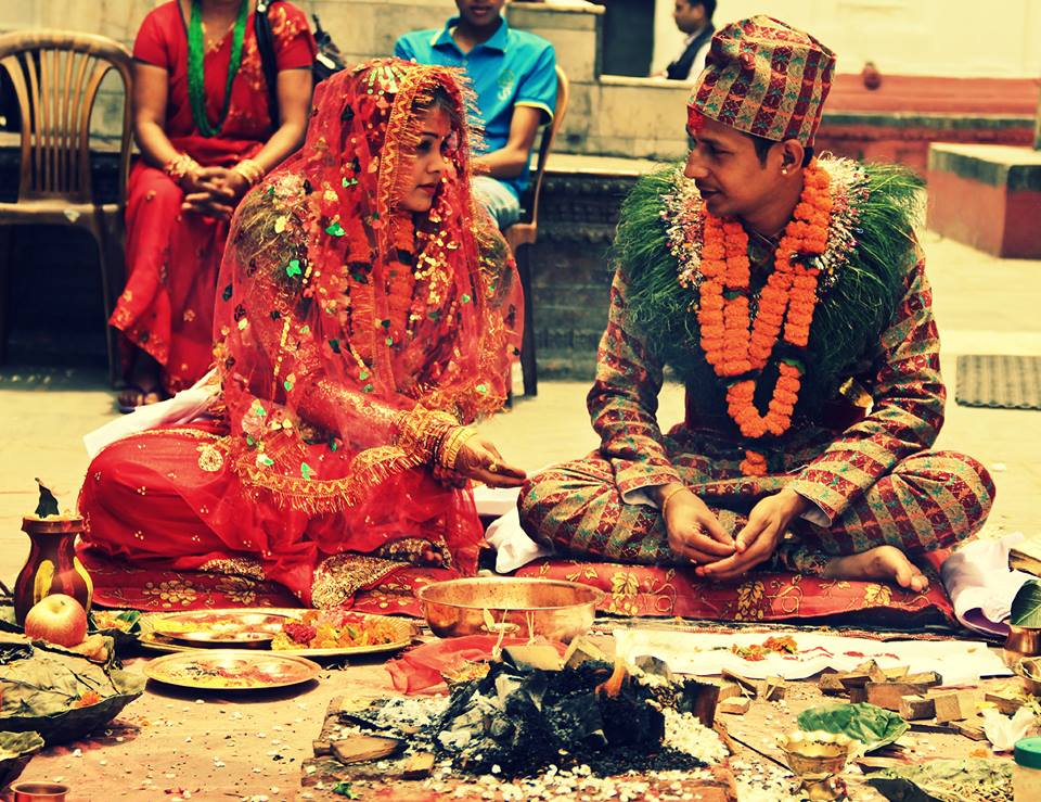 Yama-Buddha-Marries
