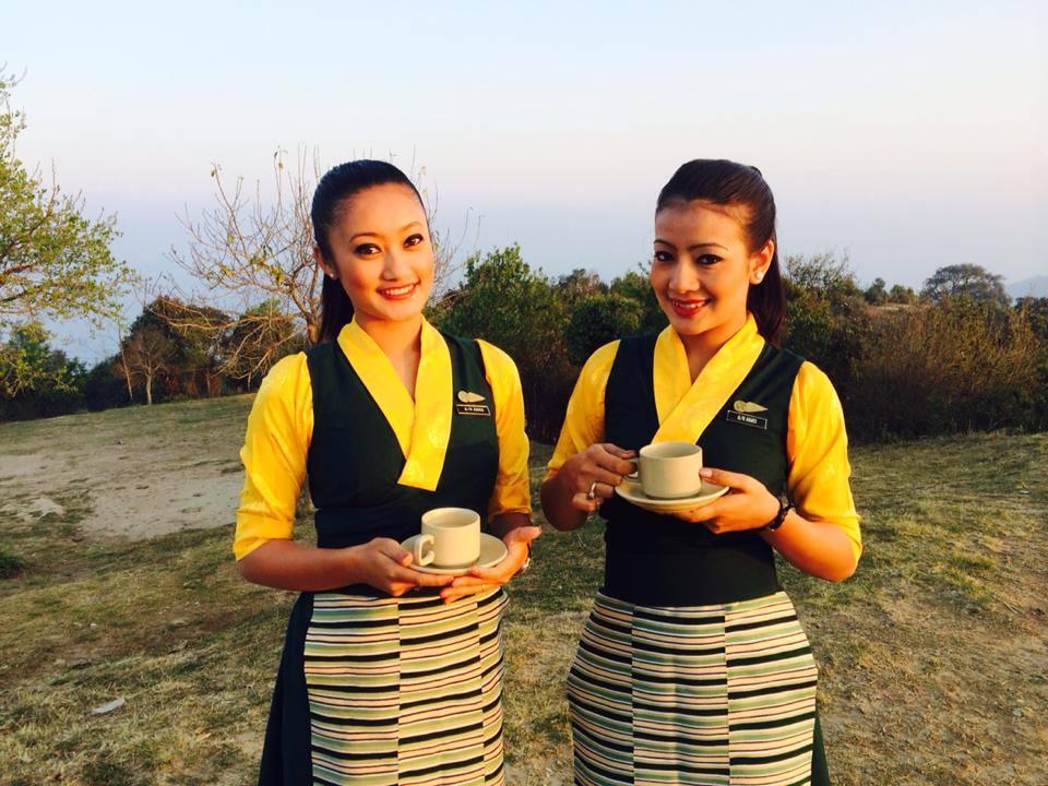 The Battle Of The Uniform : Buddha Air Versus Yeti Airlines   Lexlimbu