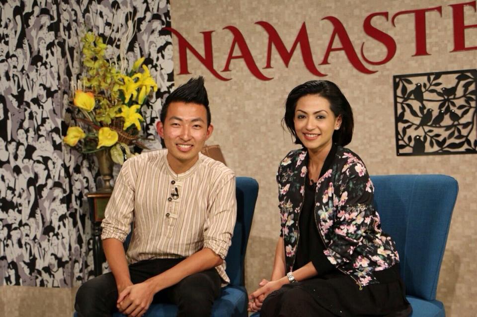 lexlimbu-Sahana-Bajracharya-Namaste-TV-1
